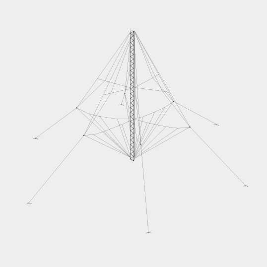 Conical Monopole Antenna | TCI International