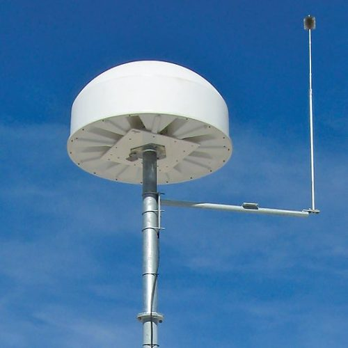 TCI Model 647D Dual-Polarized VHF/UHF/SHF DF and Spectrum Monitoring Antenna