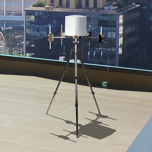 TCI Model 649-8 Portable 20 to 8,500* MHz DF and Monitoring Antenna Array