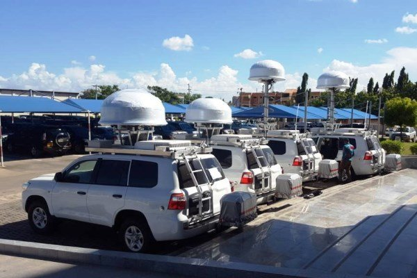 Tanzania Communications Regulatory Authority (TCRA) in Dar Es Salaam, United Republic of Tanzania, has awarded TCI a follow-on contract to supply four (4) mobile spectrum monitoring systems (SMS).