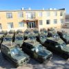 TCI modified 18 SUVs for the Ukraine to use by its armed forces in ongoing security operations.